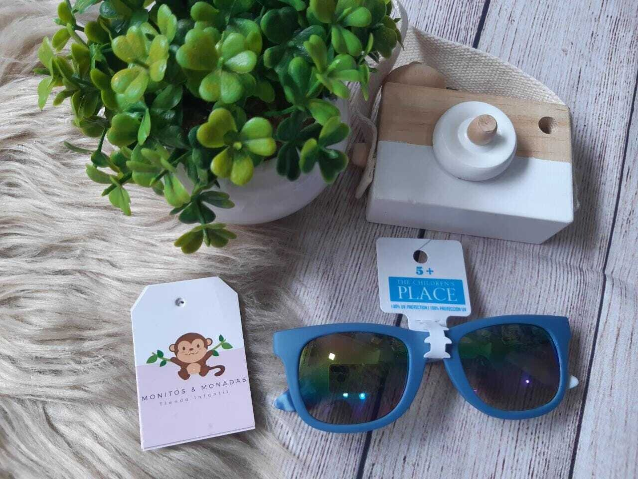 Gafas azules de niños, Talla 5+