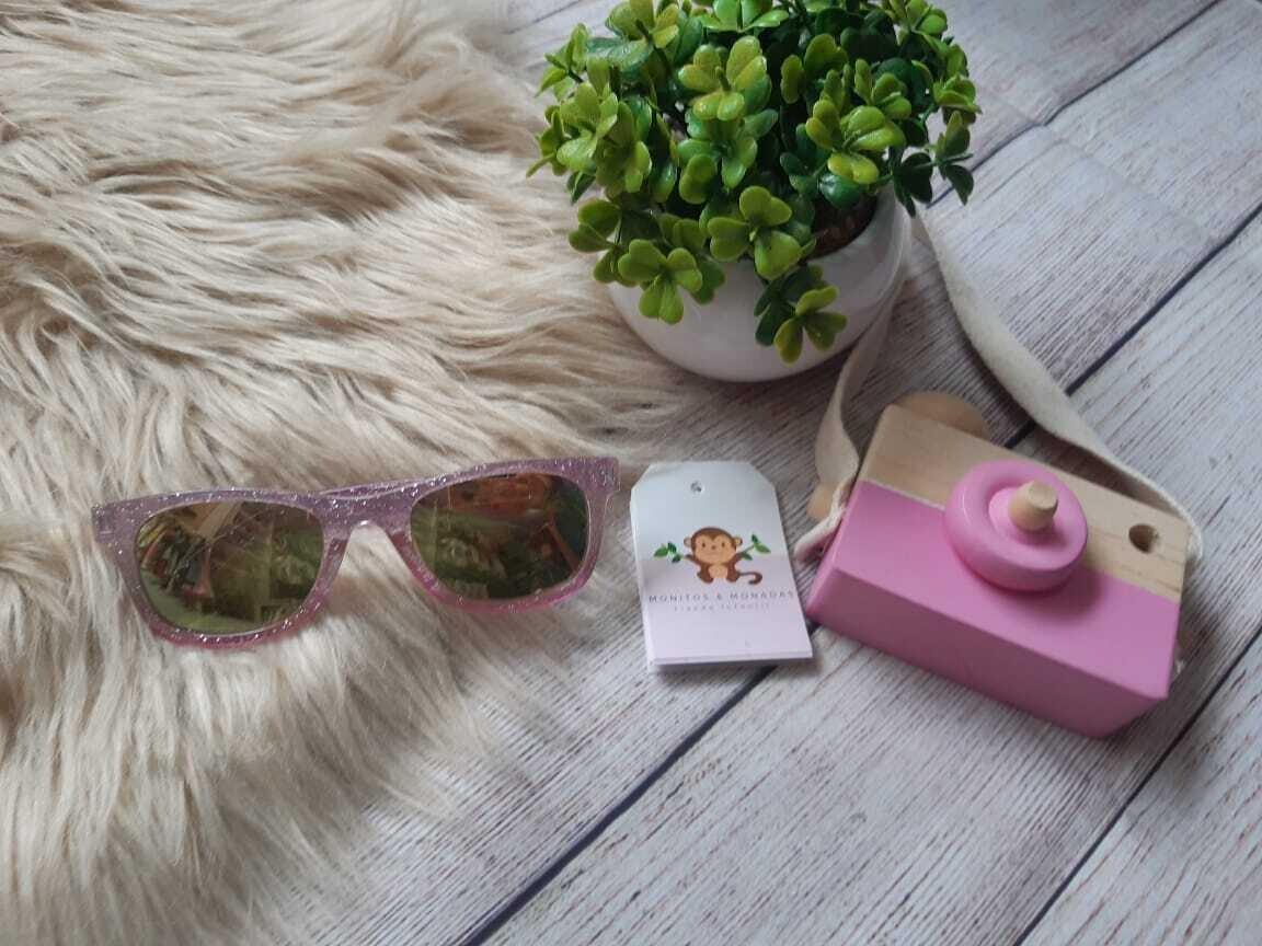 Gafas lilas, Talla 5+