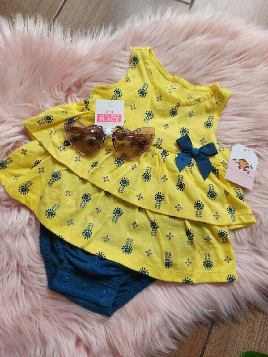 Vestido Just One You by Carters, 6 y 24 meses