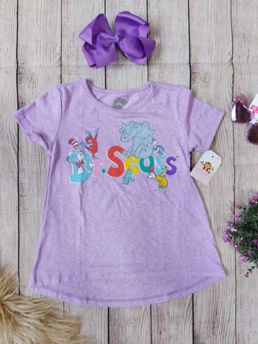 Camiseta Dr. Seuss, 4t