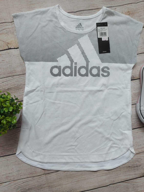 Camiseta Adidas, 7 a 8 años