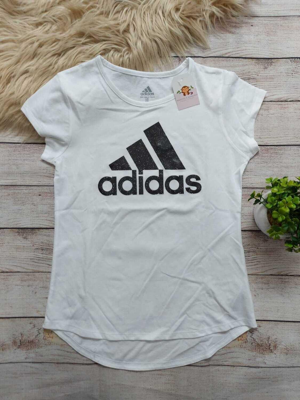 Camiseta blanca Adidas, 14 años