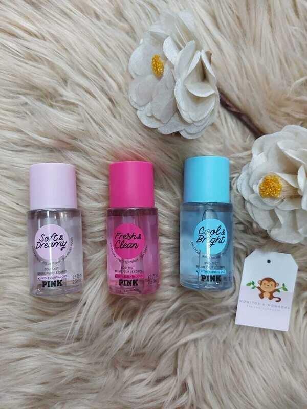 Splash Pink, Victoria Secret