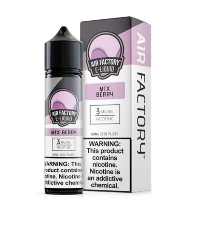 Air Factory Mixed Berry 60ml