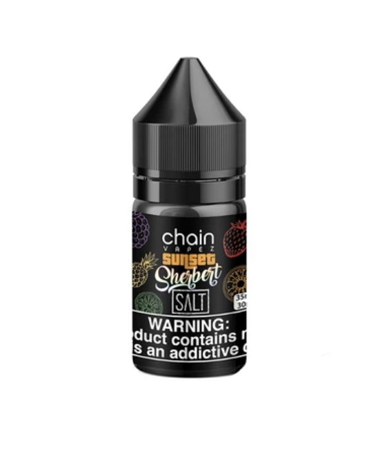 Chain Vapez Sunset Sherbert Salt