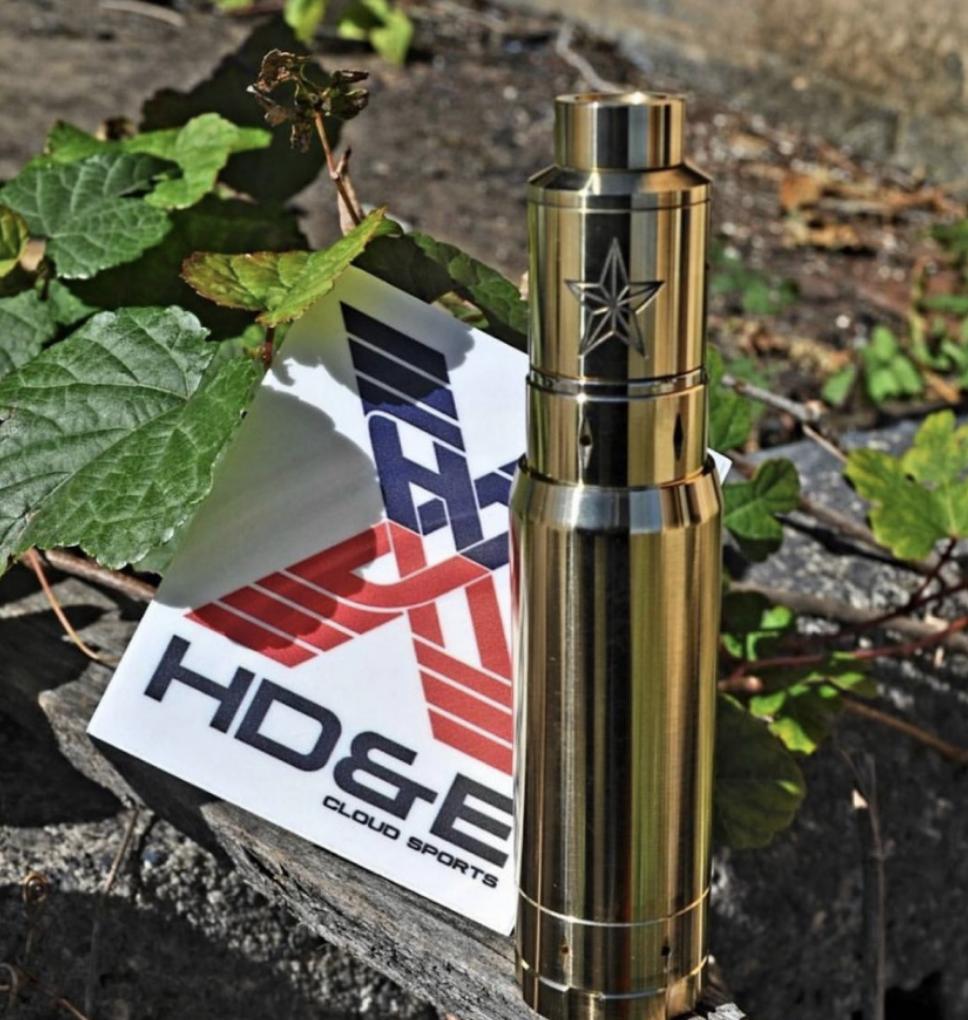 HD&E Endeavor  (Apollo V2)- Brass