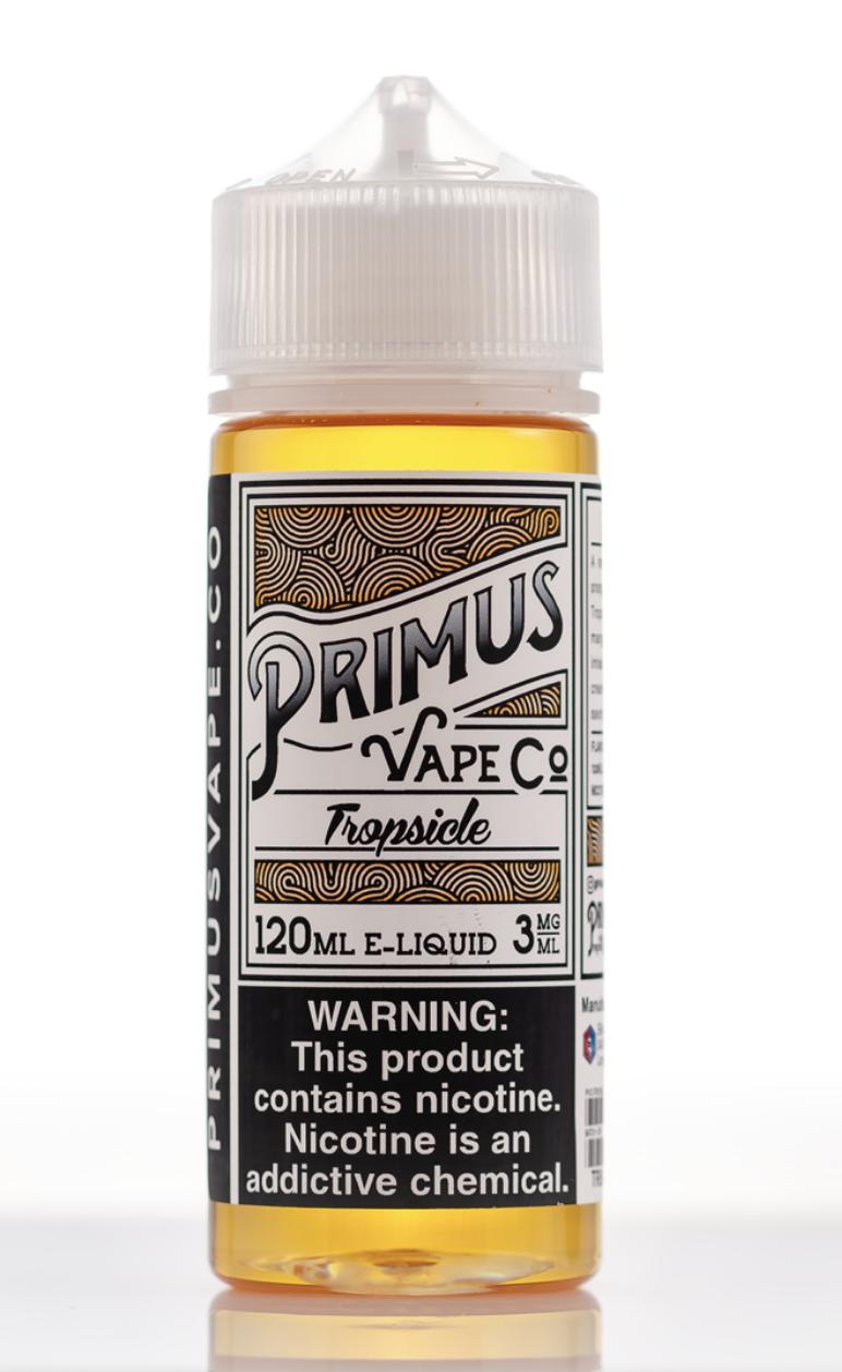 Primus Vape Co. Tropsicle 120ml