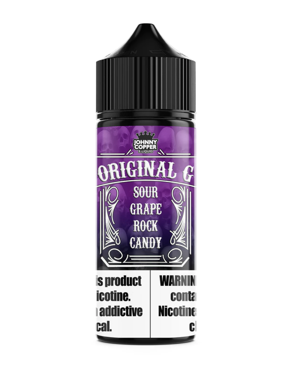 Johnny Copper Original G 120ml