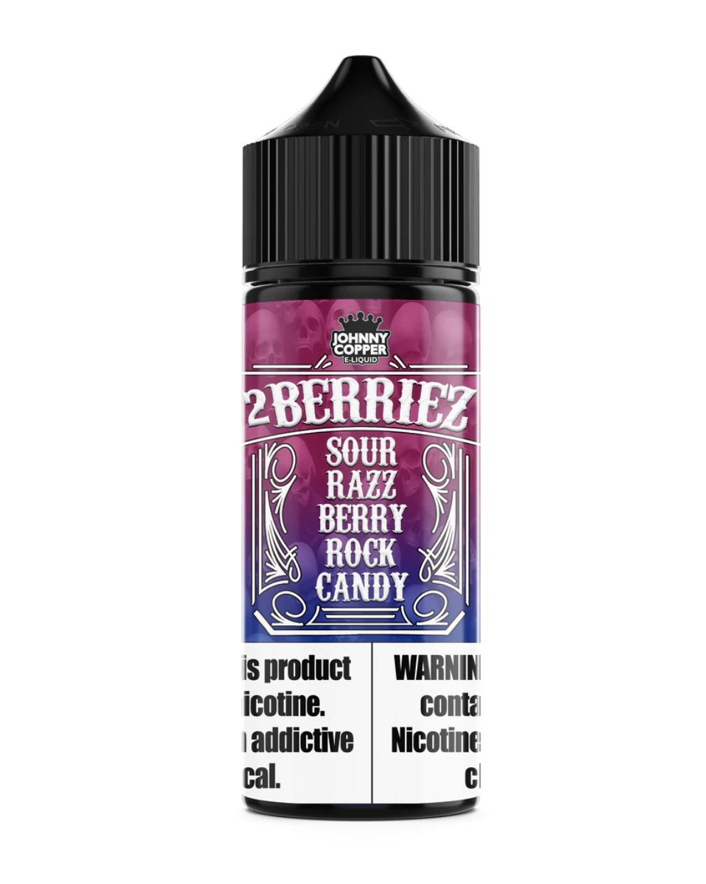 Johnny Copper 2 Berries 120ml