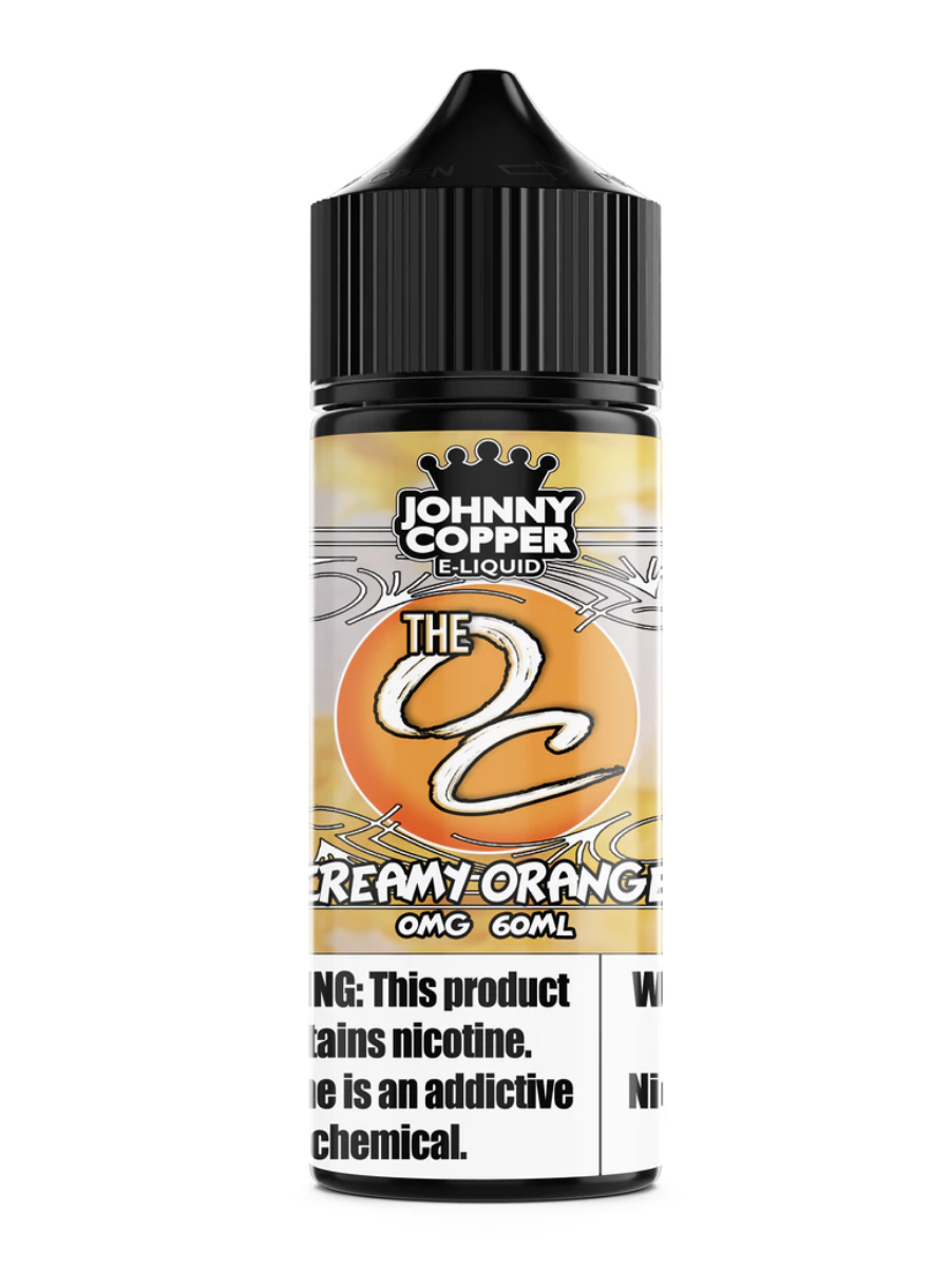 Johnny Copper The OC 120ml