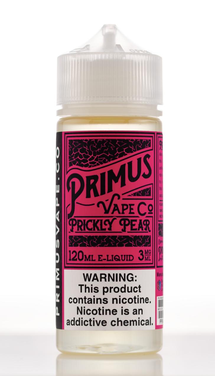 Primus Vape Co. Prickly Pear 120ml
