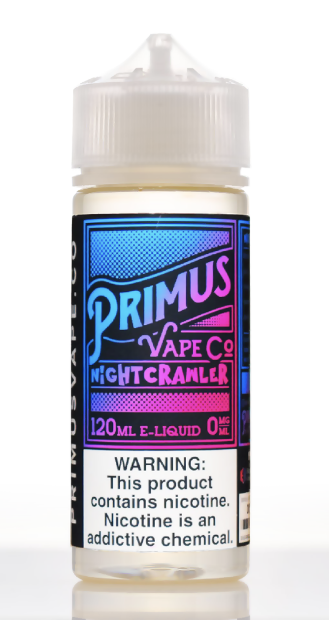 Primus Vape Co. Night Crawler 120ml