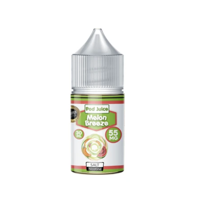 Pod Juice Melon Breeze Salt