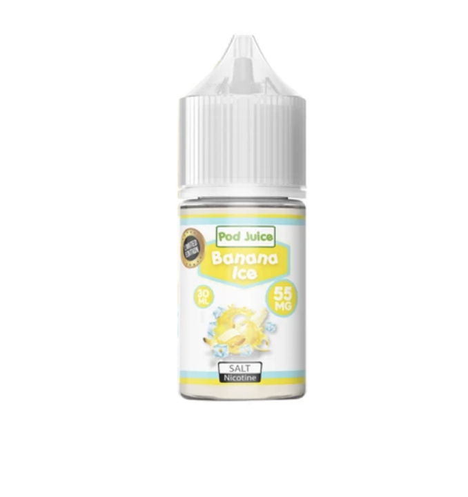 Pod Juice Banana Ice Salt