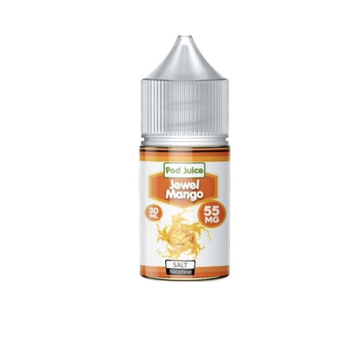 Pod Juice Jewel Mango Salt