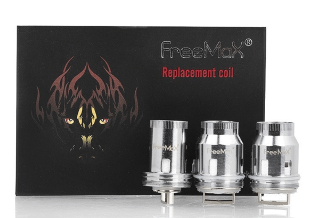 FreeMax Coils Quad Mesh Coil 0.15 (3 Pack)