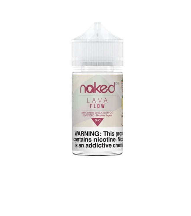 Naked Lava Flow 60ml