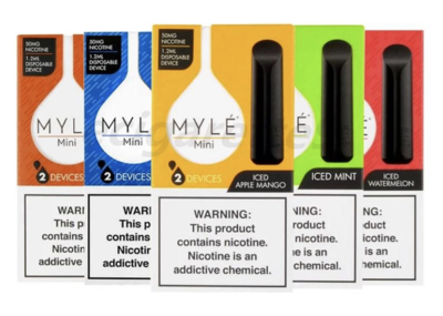 Myle Mini (2 Pack)