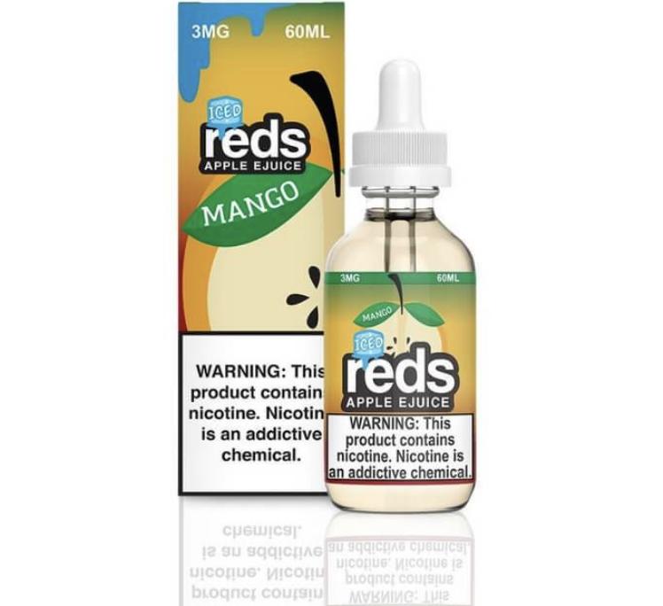 Red's Mango Iced 60ml