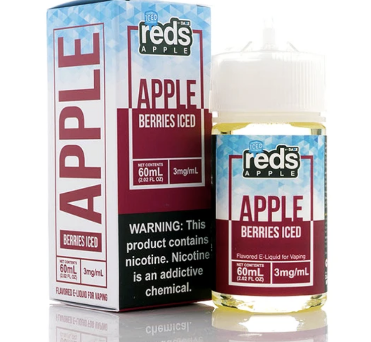 Red's Berries Iced 60ml