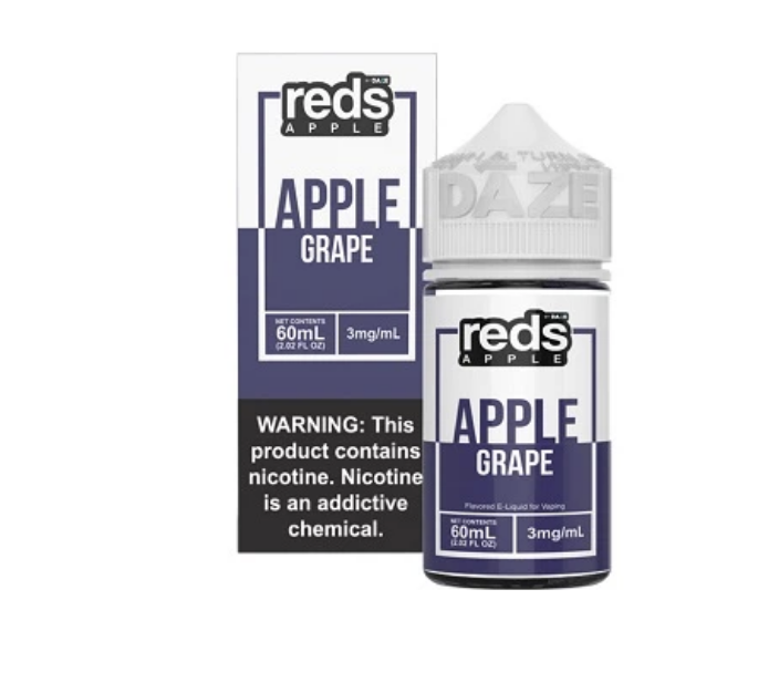 Red's Grape 60ml