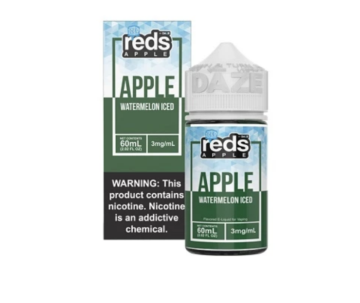 Red's Apple Watermelon Iced 60ml