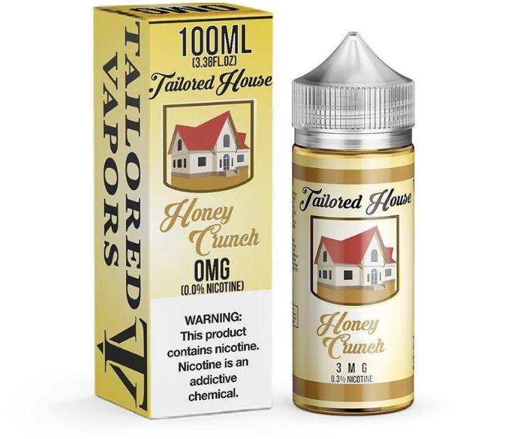 Tailored House Honey Crunch 100ml 6mg