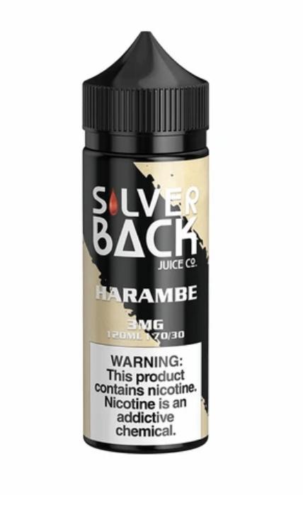 Silverback Harambe 120ml