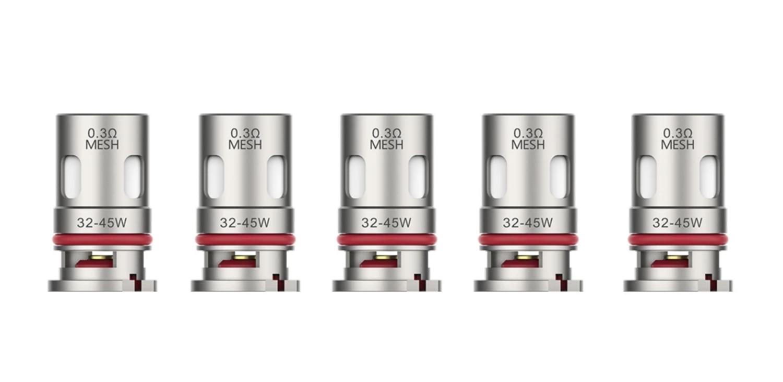GTX 0.3 coils 5 pack