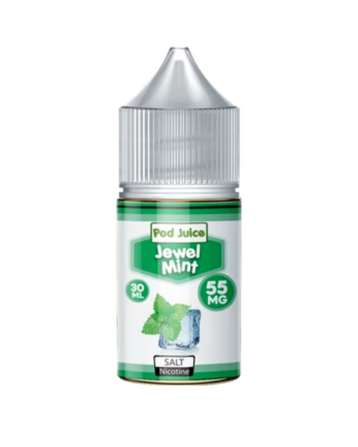 Pod Juice Jewel Mint Salt