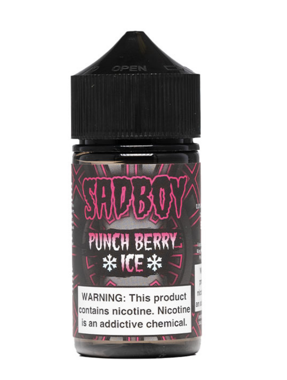 Sadboy Punch Berry Ice 60ml