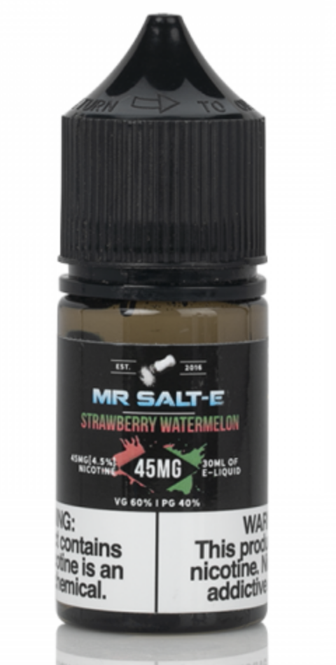 Mr. Salt E Strawberry Watermelon