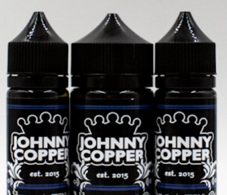 Johnny Copper Berry Montana 120ml