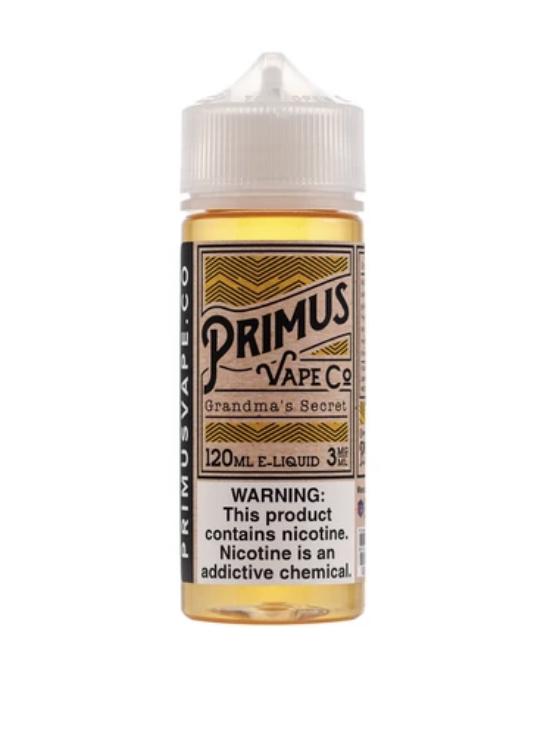 Primus Grandma's Secret