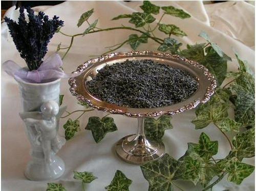Dried Wedding Lavender - 1/2 Lb.