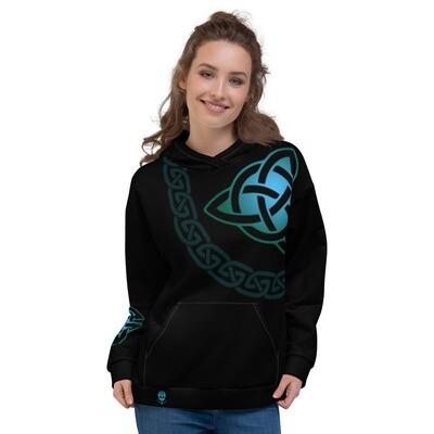 Celtic Shine Unisex-Kapuzenpullover