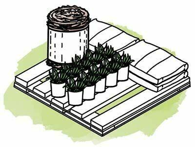 DIY Rain Garden Kit - Small