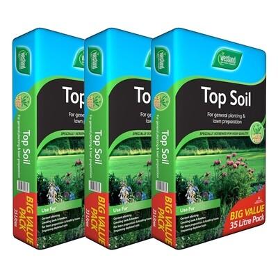 Westland Top Soil 35L (3 Bags)