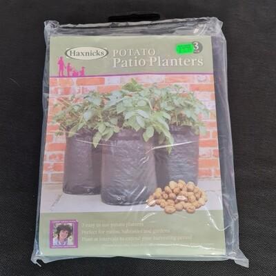 Haxnicks Potato patio planters