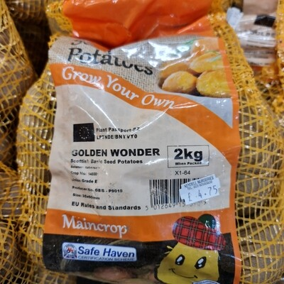 Golden Wonder 2kg
