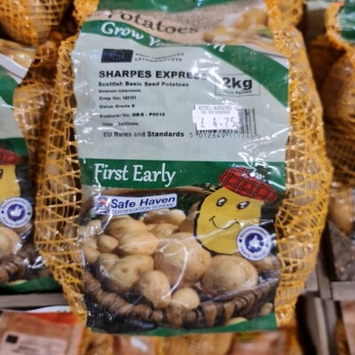 Sharpes Express 2kg