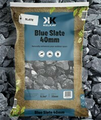 Kelkay Blue Slate 40mm (2 bags)