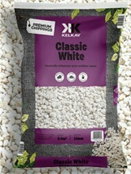 Kelkay Classic White (2 bags)