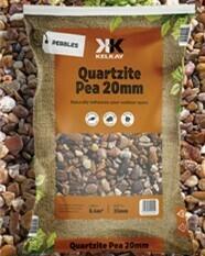 Kelkay Pea Gravel 20mm (3 bags)