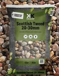 Kelkay Scottish Tweed Pebbles (2 bags)