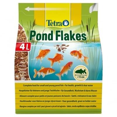 Tetra Pond Flakes 800g
