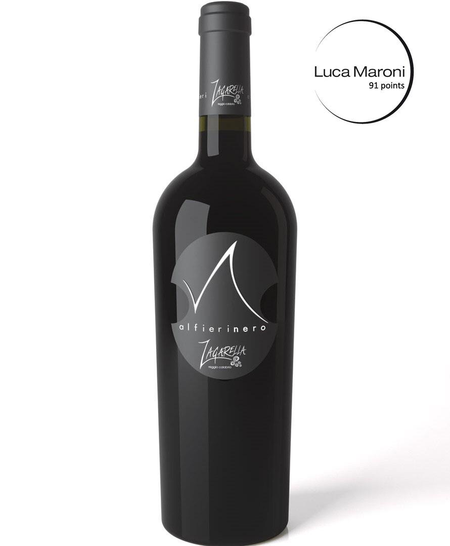 Alfierinero - Vino rosso IGT Calabria