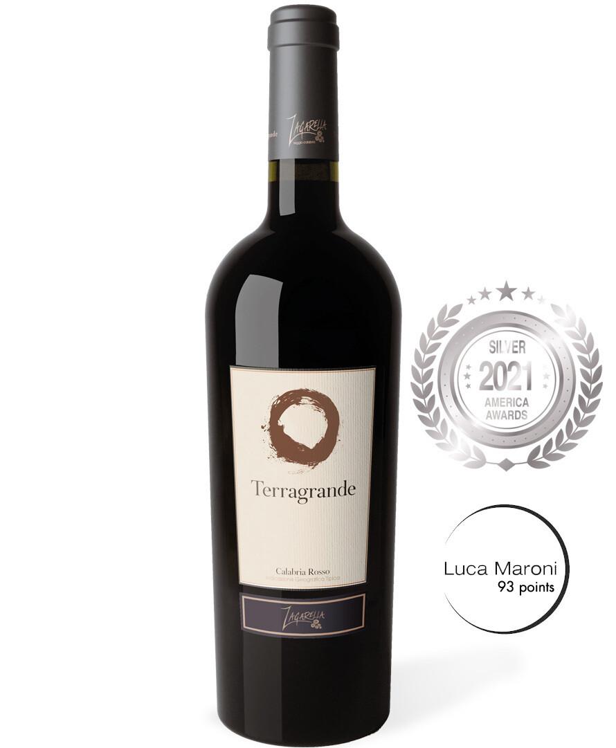 Terragrande - Vino rosso IGT Calabria
