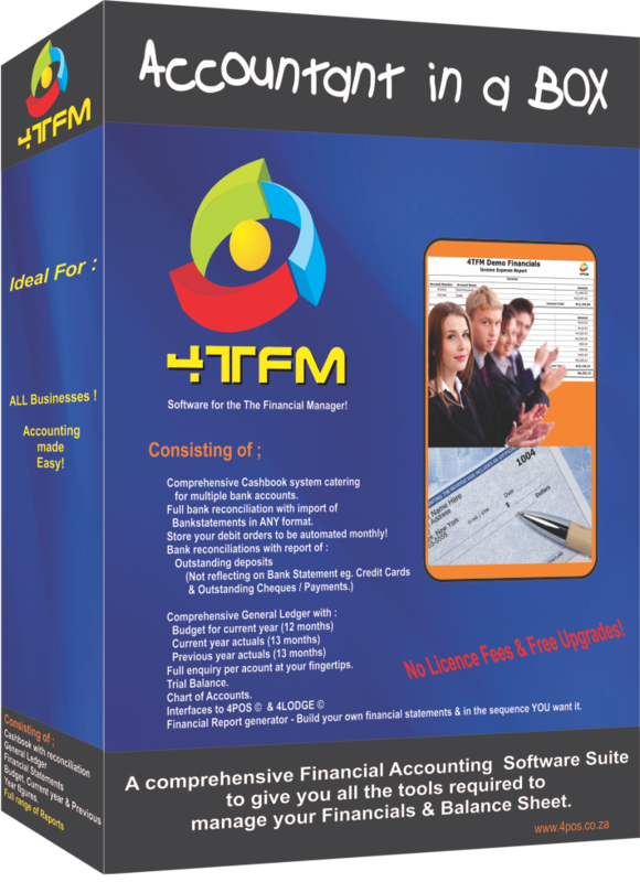 4TFM Accounting Software
