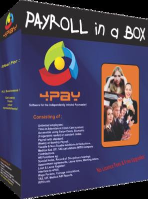 4PAY Payroll Software